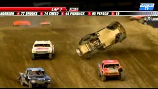 Crash  Lucas Oil Off Road  Lake Elsinore 2014