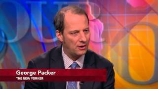 George Packer talks economic forces in political discourse