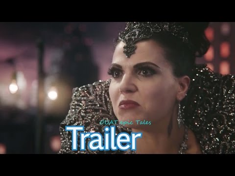 Once Upon a Time Season 6  Comic Con Trailer  Featuring Evil Queen