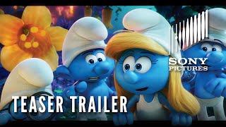 SMURFS THE LOST VILLAGE  Official Teaser Trailer HD