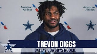 Trevon Diggs: Compete For A Starting Job | Dallas Cowboys 2020