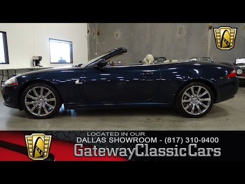 Video of 2007 XK Offered by Gateway Classic Cars - Dallas - KO3B