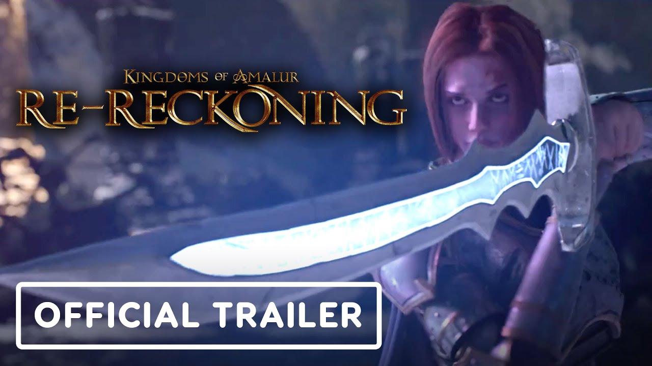 Кинематографический трейлер игры Kingdoms of Amalur: Re-Reckoning