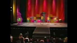 Barney en Concierto (Parte 1)