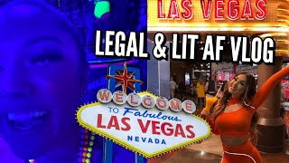 21ST BDAY LIT LAS VEGAS VLOG: What happens in Vegas... ♡