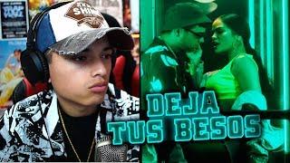 [Reaccion] Natti Natasha X Chencho Corleone   Deja Tus Besos (Remix) 💋 Themaxready