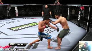 UFC - UFC Knockouts - John Dodson vs Ian Mca - EA Sports UFC Knockouts