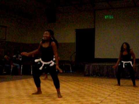 Nigerian Student Association UCR / Cal State Collabo - Makossa Dance