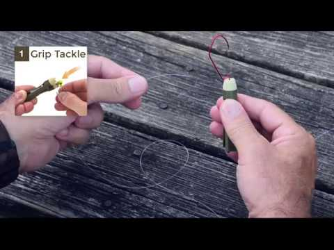 TYEPRO Tying Tool: Making Fishing Knots Easier on Big Hooks