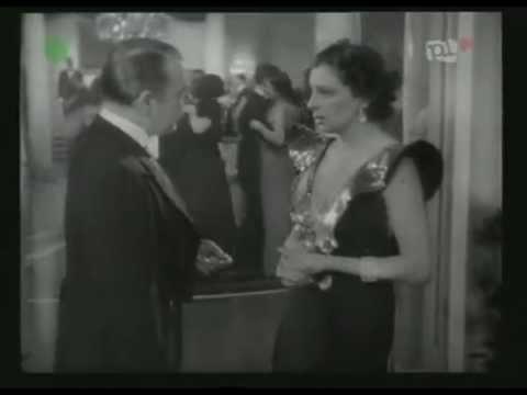Dyplomatyczna żona 1937