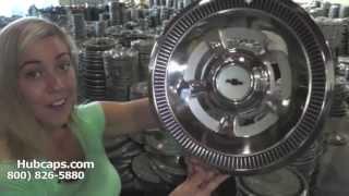 Chevrolet Classic Car Parts & Vintage Auto Parts - Hubcaps.com