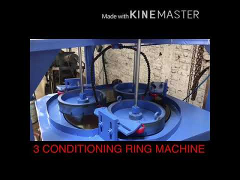 PERFECT SURFACE LAPPING MACHINE