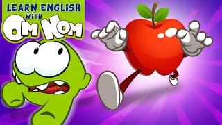 Om Nom Stories: APPLE ADVENTURE   Find the Missing Apple   Learning Cartoons for Kids by Om Nom
