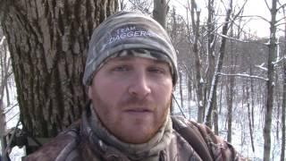 Drew Hardings 3 year quest for a buck named turkeyfoot, team dagger.