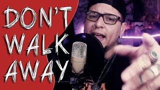 DON'T WALK AWAY | DANGER DANGER (Cover) | EVERTON ROSA