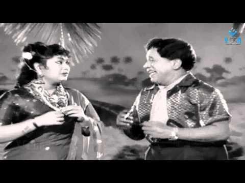 Savithri M.R.Radha Comedy : Kai Kodutha Deivam