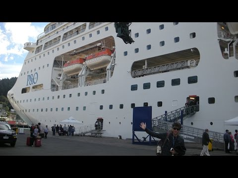 NZ Cruise – What it's REALLY like!