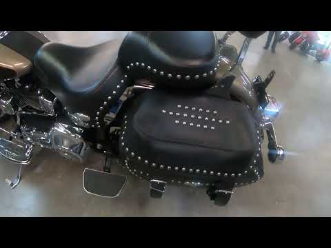 2004 Harley-Davidson Heritage Softail Classic Firefighter Special Edition FLSTC