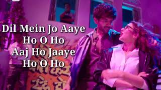 Haan Main Galat Lyrics | Arijit Singh | Kartik A, Sara   - YouTube