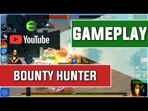 Mage and Minions Snipe Bug for Bounty Hunter - смотреть