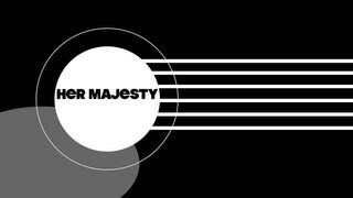 How Paul McCartney Played Guitar - Her Majesty