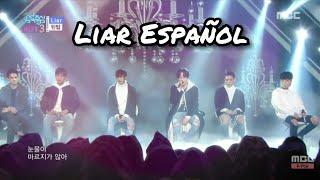 Teen Top (틴탑) - Liar Live MV [Sub Español + Hangul + Rom] HD