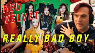 Reaction To Red Velvet   Really Bad Boy  레드벨벳  RBB  MV   Musician Reaction To KPOP