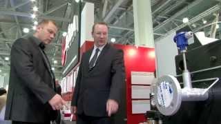 Бабкок Вансон Россия на AQUATHERM MOSCOW 2014