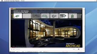 ArchiCAD 15 - 52. ArchiCAD Youtube Channel