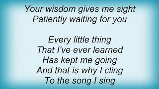 Lời dịch bài hát Hail Mary - Terence Trent Darby
