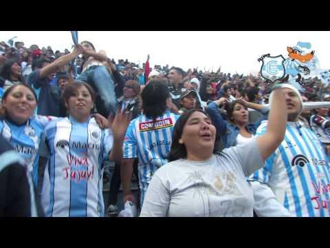 """""""GIMNASIA VS BANFIELD LA BANDA DE LA FLACA"""" Barra: La Banda de la Flaca • Club: Gimnasia y Esgrima Jujuy"""