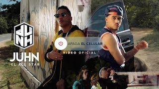 Apaga El Celular - Juhn El All Star feat. Bryant Myers (Video)