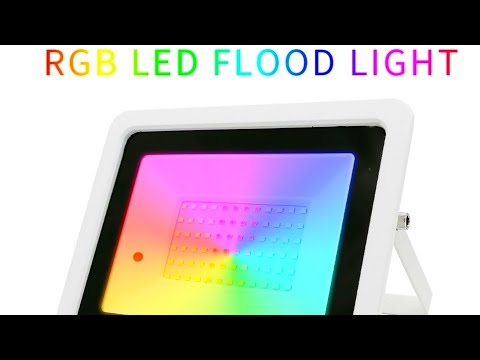 LED RGB прожектор Elephantech / LED RGB Spotlight Elephantech