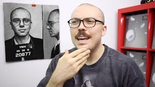 The Needle Drop - Logic - YSIV ALBUM REVIEW