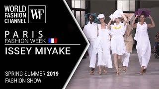 Issey Miyake | Ss 2019 Paris Fashion Week