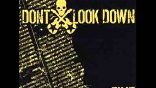 Don't Look Down  - Wake me