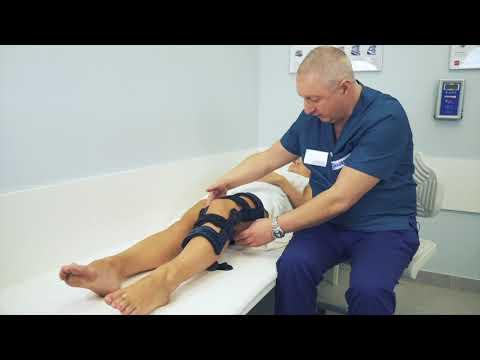 Реабилитация после травмы передней крестообразной связки, после операций на коленном суставе