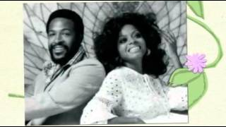 DIANA ROSS and MARVIN GAYE  pledging my love