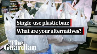 Plastic bag ban: What are the alternatives?