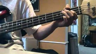 Violence Bass Cover