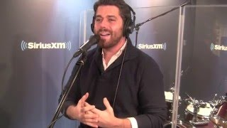 Josh Young Sings 'Run Away With Me' - Seth Speaks on SiriusXM