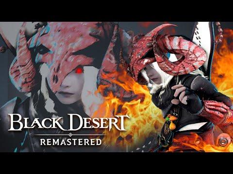 Shai, Black Desert's Demon Child