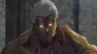 Eren Vs Titan Acorazado[Pelea Completa] | Shinkeki No Kyojin - Temporada 2