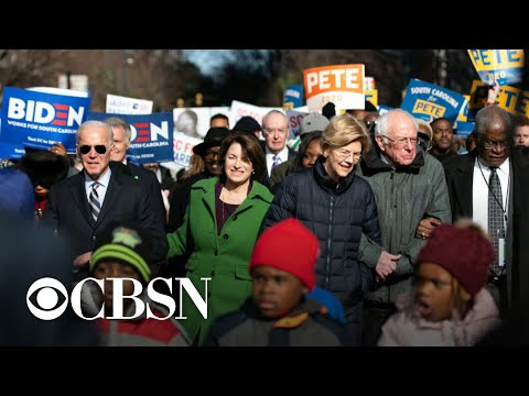2020 Daily Trail Markers: Democratic candidates leaving campaign trail for Senate impeachment tri…