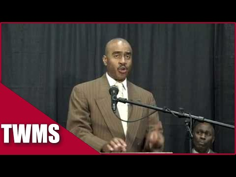 Apostle Gino Jennings - Offering YOURSELF - Present your body a living Sacrifice