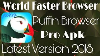 Puffin Browser Alternative