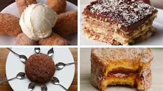 easy baking dessert recipes