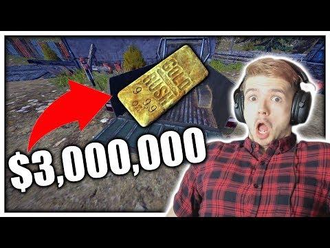 NEJVĚTŠÍ CIHLA VE HŘE! $3,000,000+!! (Gold Rush #15)