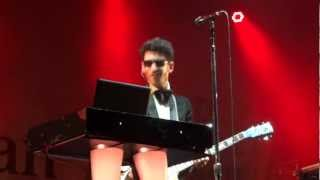Chromeo Hot Mess Live Montreal 2012 HD 1080P