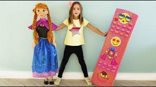 София и Новая Кукла Принцесса, Забавная история про Волшебный Пульт от телевизора